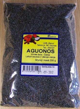 Poppy seeds 200g