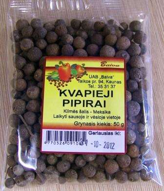 Aromatic peppercorns 50g