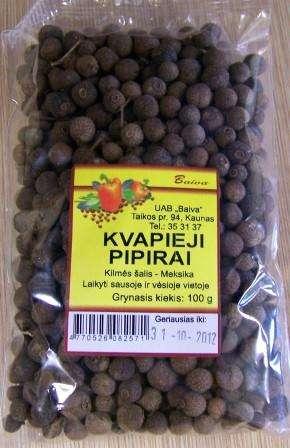 Aromatic peppercorns 100g