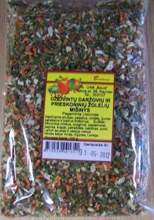 Dried vegetables and spice herbs blend 100g