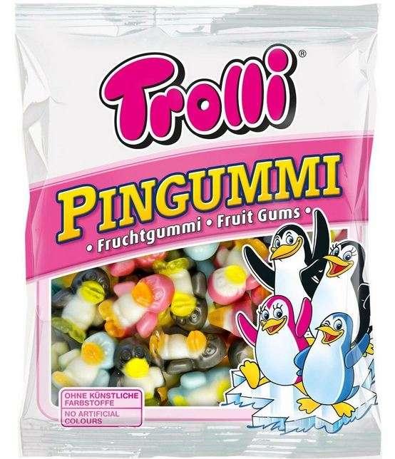 TROLLI Gum Penguins, 175g