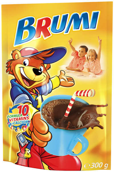 BRUMI 300g cocoa
