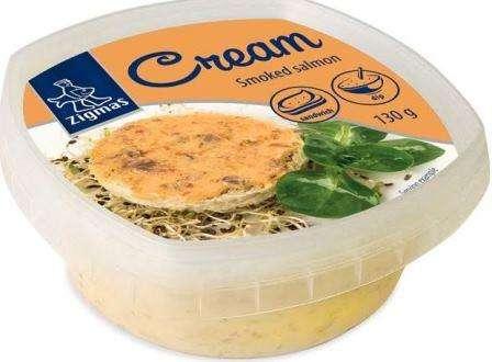 Salmon cream, 130g