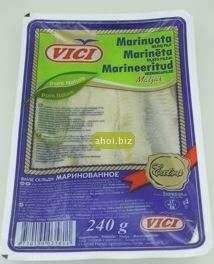Marinated herring fillet, 240 g