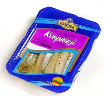 """Herring fillet """"Flavorful"""" 0,4 kg"""