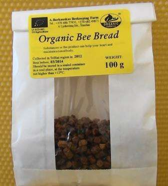 Organic Bee Bread