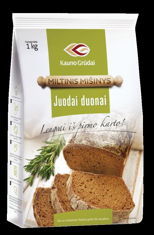 Flour mix for dark bread, 1kg