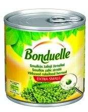 Small peas BONDUELLE 400g