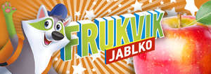 The Kids Fruit Bar Frukvik Apple