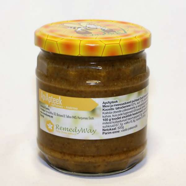 "Honey blend ""ApiApteek"" 500 g"