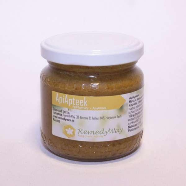 """Honey blend """"ApiApteek"""" 250 g"""