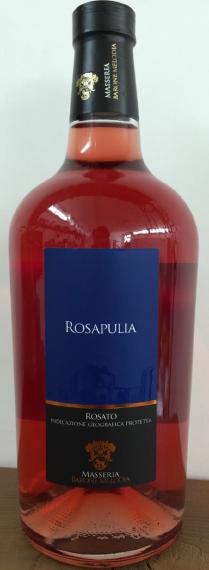 """ROSAPULIA"" Malvasia Nera & Negroamaro - IGP Salento - Rosé Wine"