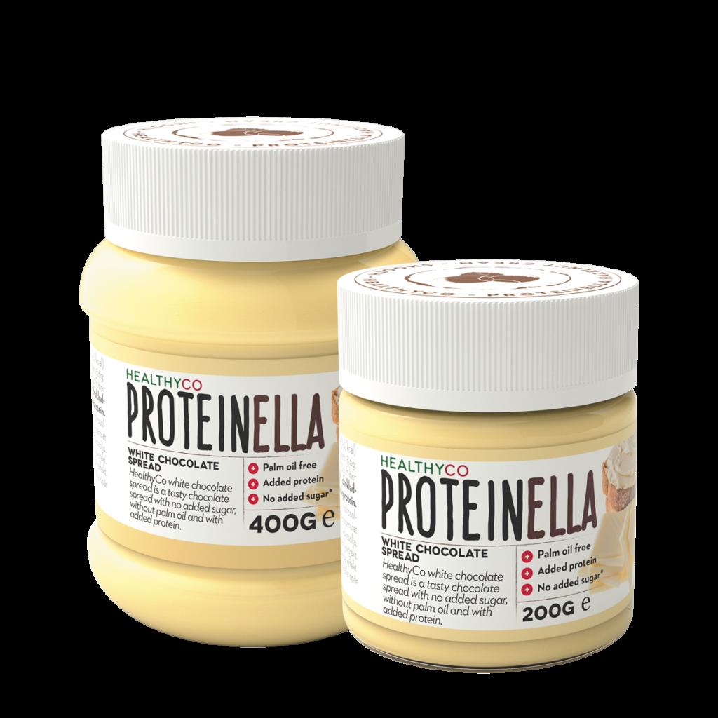 Wholesale Healthyco Proteinella White Chocolate Smackway
