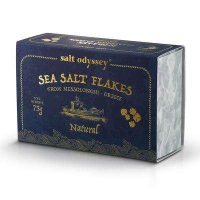 SEA SALT FLAKES NATURAL