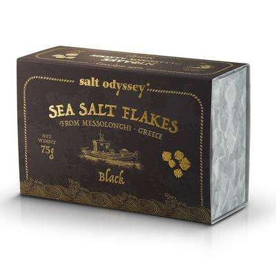 SEA SALT FLAKES BLACK