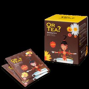 Premium Chinese Tea   Pu-Erh Tea with flowers   Slimming Pu'er