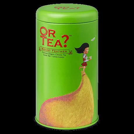 Premium Organic Chinese Tea | Mount Feather