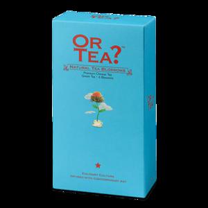 Premium Chinese Tea   Green Tea with Flowers   Natural Tea Blossoms