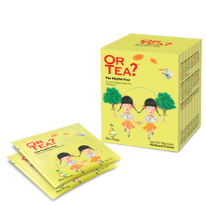 Premium Organic Green Tea | Playful Pear