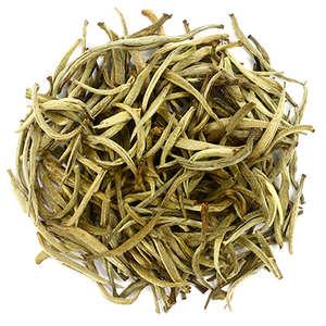 Premium Organic Chinese Tea   Long Life Brows