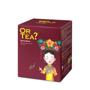 Premium Organic Fruit Tea   Queen Berry