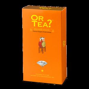 Premium Organic Herbal Tea | EnerGinger