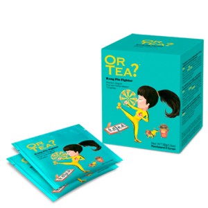 Premium Organic Herbal Tea | Kung Flu Fighter