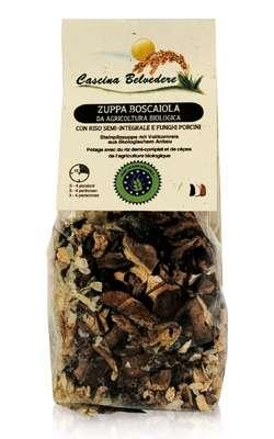 Organic Zuppa Boscaiola