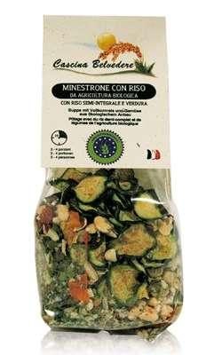 Organic Zuppa Minestrone