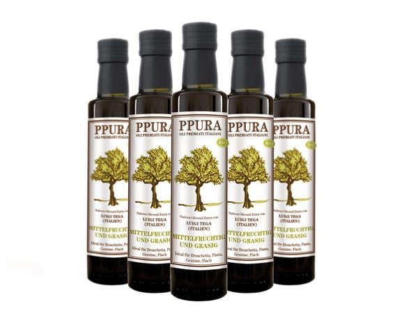 Wholesale Ppura Fior d´Oliva from Luigi Tega - Smackway