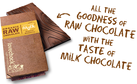 ALMOND & MULBERRY Chocolate