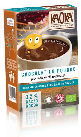 Drinking chocolate in powder 32% COCOA