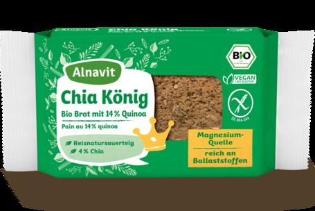 Organic Bread with quinoa