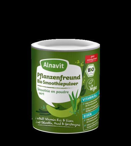 Organic Smoothie Powder with Chlorella & Hemp