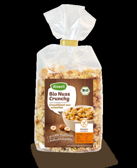 Organic Nut Crunchy