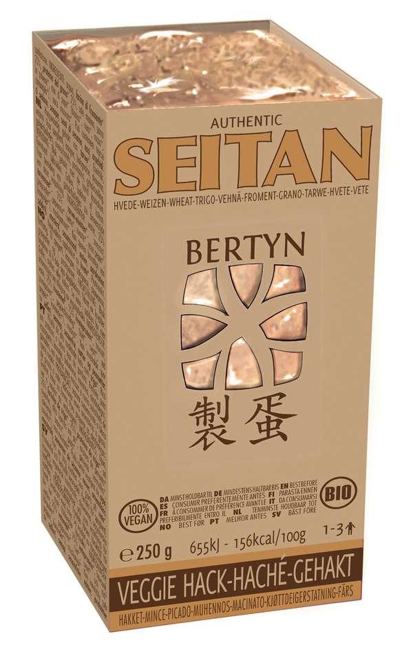 Bertyn Seitan Veggie Mince