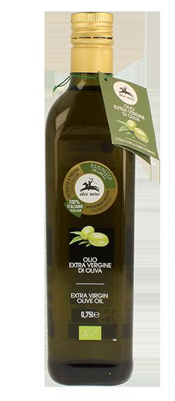 Organic extra-virgin olive oil - 750ml