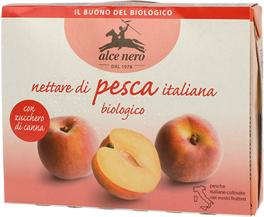 Peach nectar - 3 x 200ml cartons