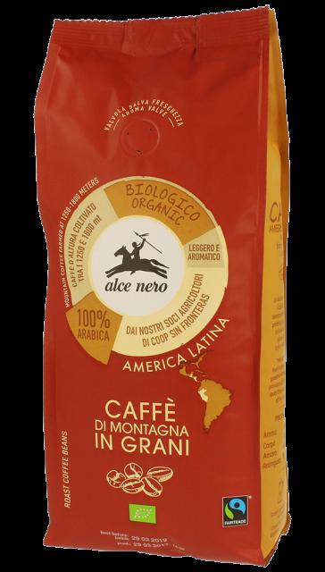 100% organic Arabica coffee beans - 500g