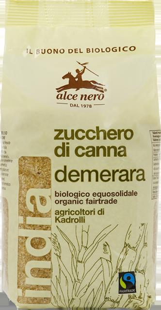 Organic Demerara cane sugar - 500g