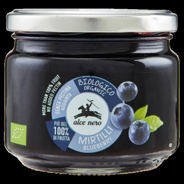Organic blueberry preserve - 270g