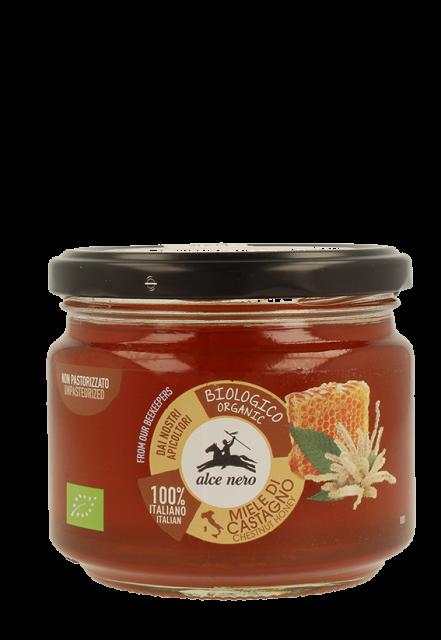 Organic Italian chestnut honey - 300g