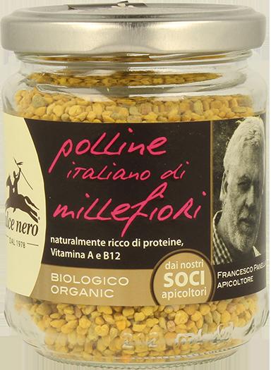 Organic wildflower pollen - 110g