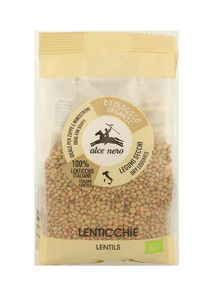 Organic lentils - 400g