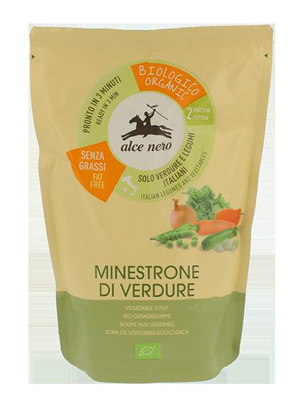 Organic minestrone - 500g