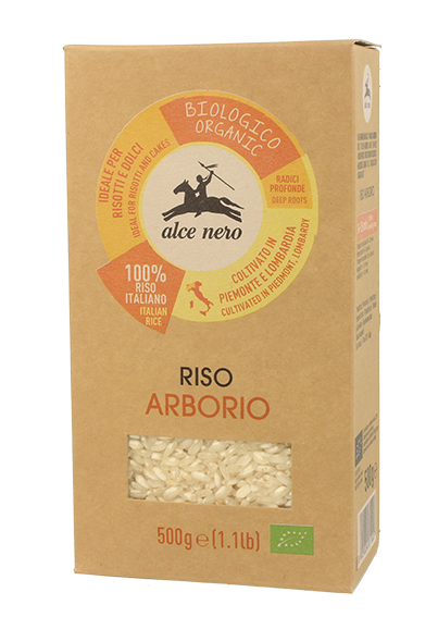 Organic Arborio rice - 500g