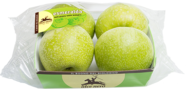 Esmeralda - Organic Granny Smith apples - 800g