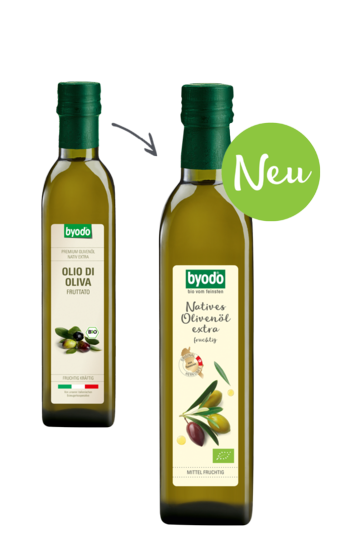 Olive Oil, extra virgin - fruttato