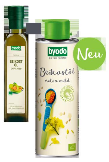 Oil Supplement for Infants and Children