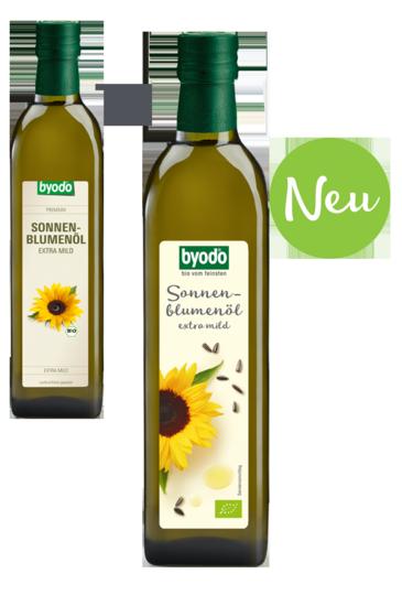 Sunflower Oil, extra mild